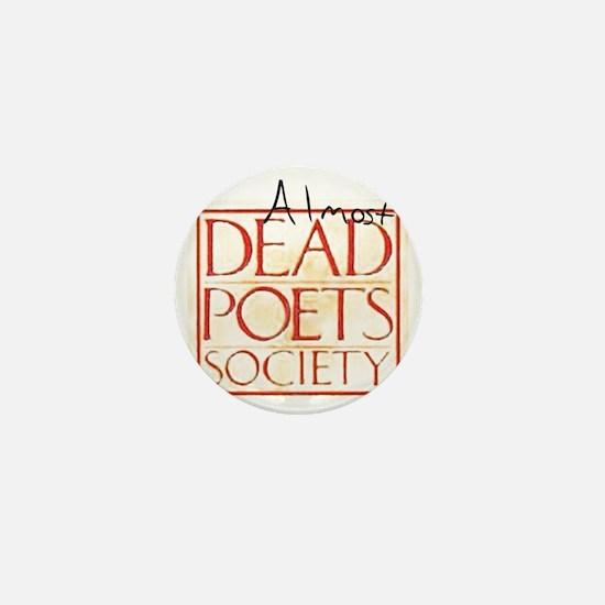 dead_poets_society copy Mini Button