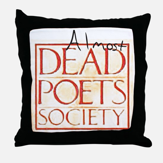 dead_poets_society copy Throw Pillow