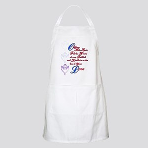 O Come Holy Spirit Apron