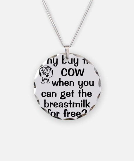 whybuythecow_breastmilkfree Necklace