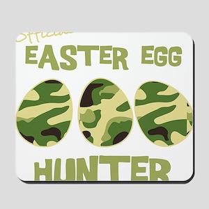 hunter_dark Mousepad