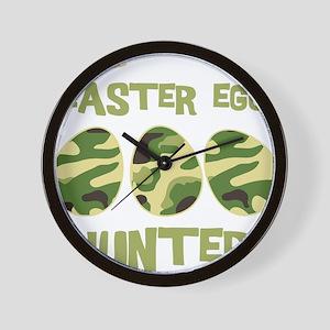 hunter_dark Wall Clock