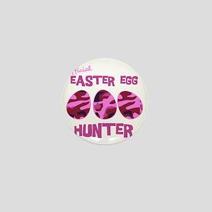 hunter_dark_girl Mini Button
