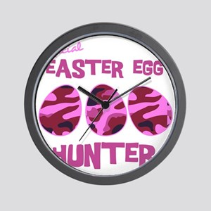hunter_dark_girl Wall Clock