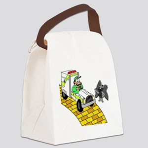 ems Canvas Lunch Bag