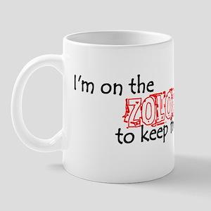 Zoloft Mug