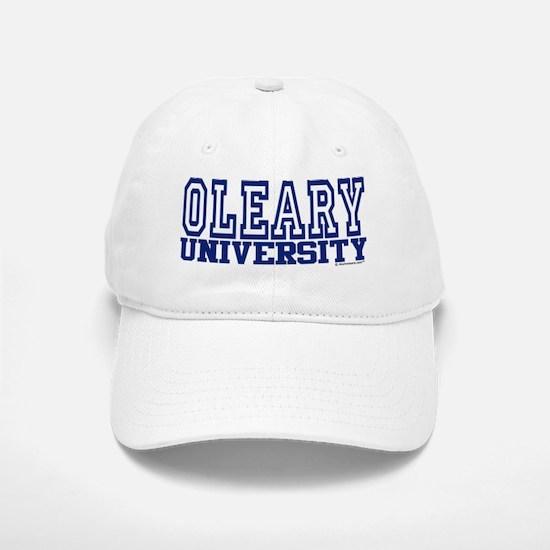 OLEARY University Baseball Baseball Cap