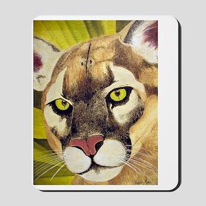 cougar2 Mousepad