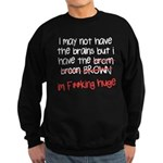 Brains and Brawn? Jumper Sweater