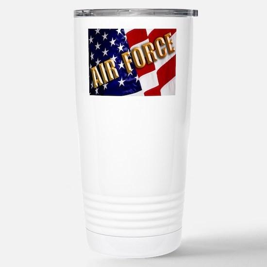 36-113AF  Stainless Steel Travel Mug
