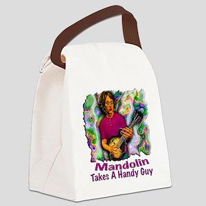 MandoPlayer Canvas Lunch Bag