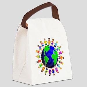 Arbor Kids Canvas Lunch Bag