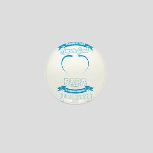 Super Cool Papa Mini Button
