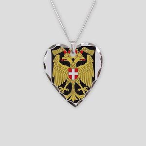 vienna19c Necklace Heart Charm