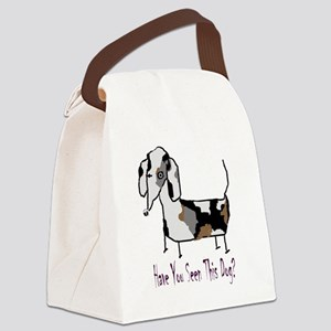 CricketLRG Canvas Lunch Bag