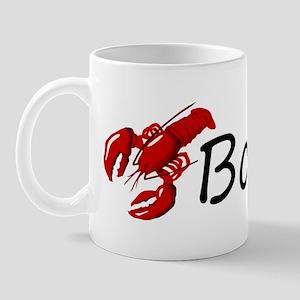 Boston Lobster Mug