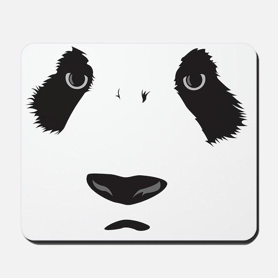 Panda Big Mousepad