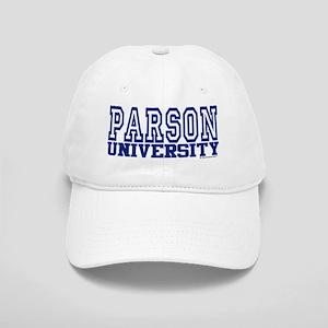 PARSON University Cap