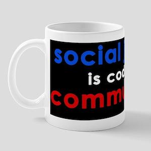 Social Justice Bumper Mug