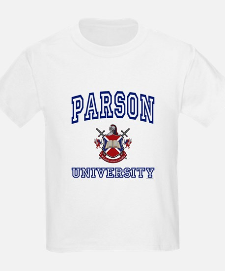 PARSON University Kids T-Shirt