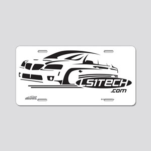 1200w_koala_ls1tech_15 Aluminum License Plate