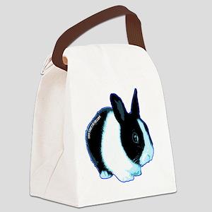 bunny Canvas Lunch Bag
