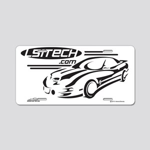 1200w_cow_ls1tech_16 Aluminum License Plate