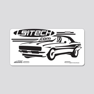 1200w_cat_ls1tech_1 Aluminum License Plate