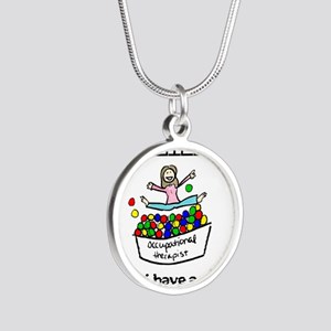 I Have a Ball Pit-- OT Necklaces