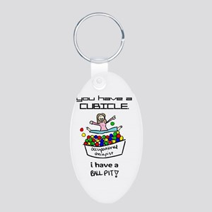 I Have a Ball Pit-- OT Keychains
