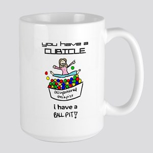I Have a Ball Pit-- OT Mugs