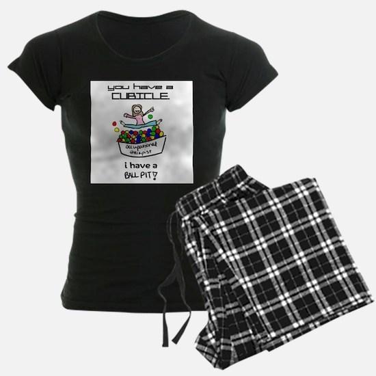 I Have a Ball Pit-- OT Pajamas