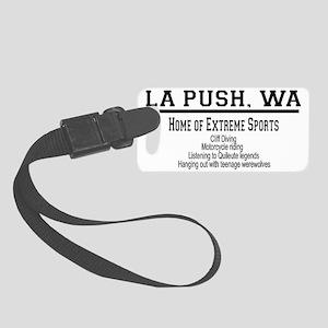 LA PUSH 2 Small Luggage Tag