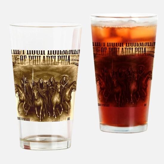 phourOldFashion Drinking Glass