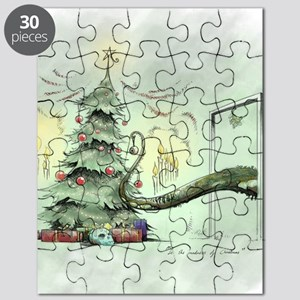 In the Madness of Christmas Puzzle
