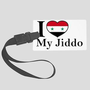 jiddo Large Luggage Tag