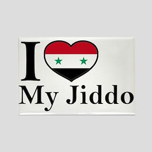 jiddo Rectangle Magnet