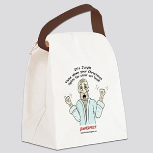 OldManJimmaker003tshirt Canvas Lunch Bag