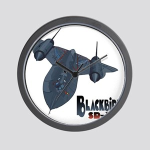 Blackbird-10 Wall Clock