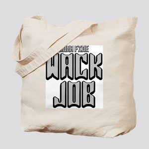 2-WACK JOB -BONA Tote Bag