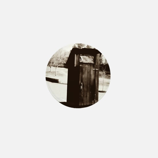 outhouse-watermarked Mini Button
