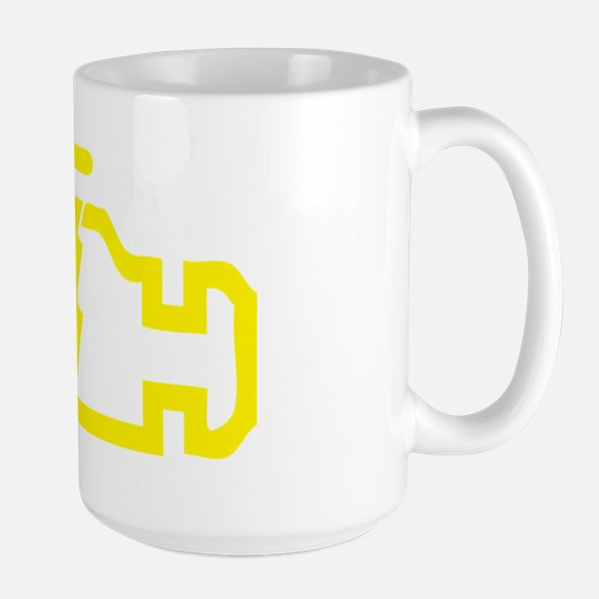 CHECKENGINE Large Mug