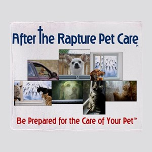 ARPC Multi Pet Image Throw Blanket