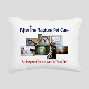 ARPC Multi Pet Image Rectangular Canvas Pillow