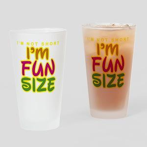 funsize2 Drinking Glass
