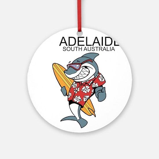 Adelaide, South Australia Ornament (Round)