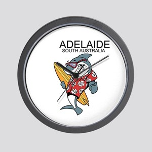 Adelaide, South Australia Wall Clock
