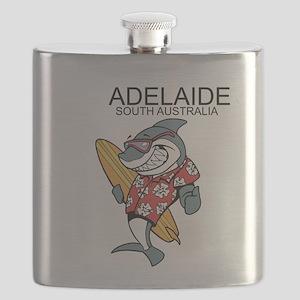 Adelaide, South Australia Flask