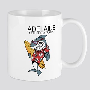 Adelaide, South Australia Mugs