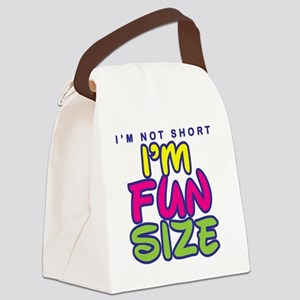 funsize Canvas Lunch Bag